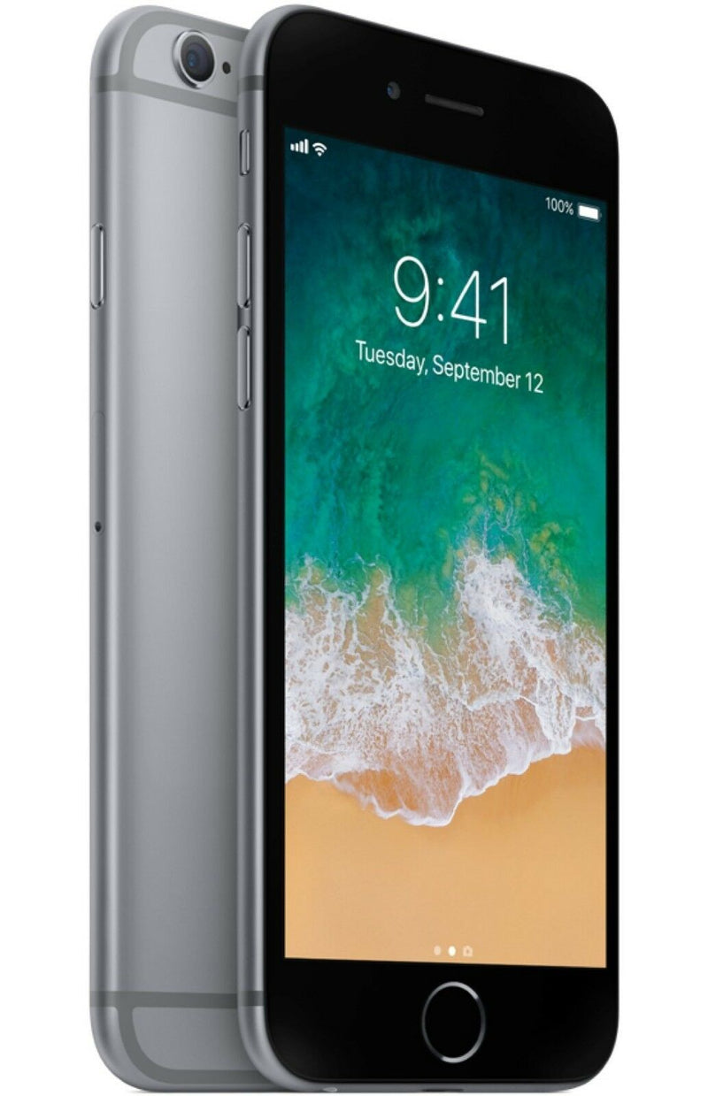 Apple iPhone 6 64GB MG4W2LL/A Space Gray - Unlocked