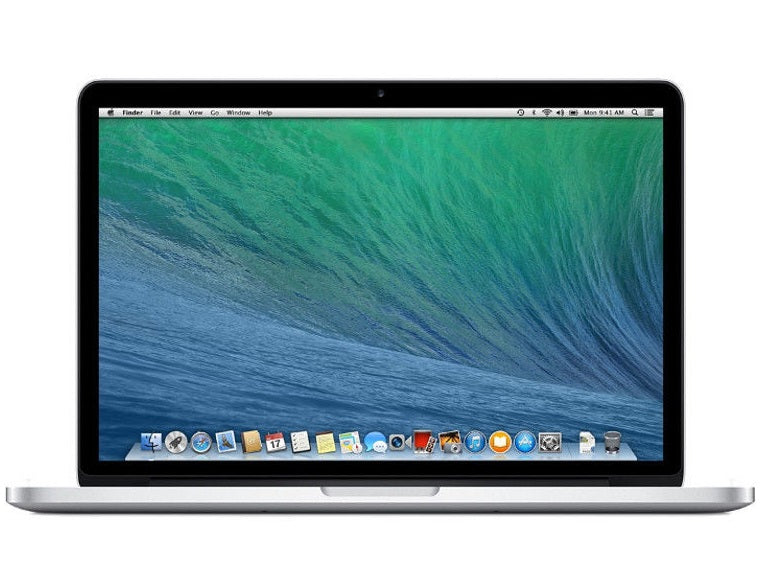 "Apple MacBook Pro Retina 15.4"" Intel Core i7 - 2.4GHz 8GB 256GB SSD ME664LL/A"