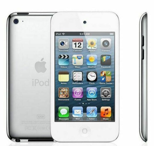 "Apple iPod touch 8GB - White (4th generation) 3.5"" LCD Touchscreen"