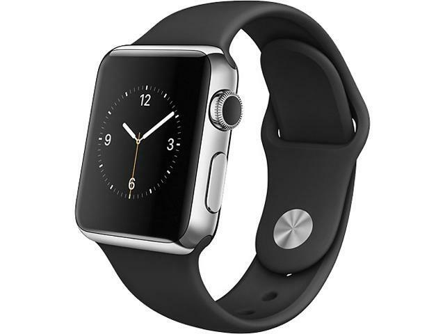 thumbnail 2 - Apple Watch 38mm & 42mm with Wi-Fi - Sport Band