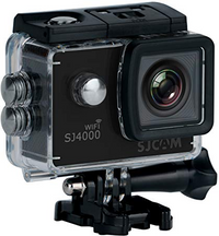 iTD Gear SJ4000 Action Waterproof Diving 720P Sports Action Camera in Black