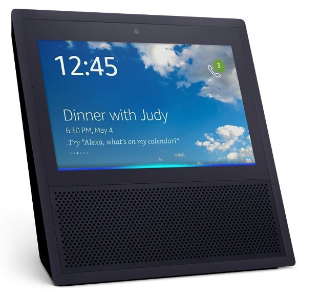 Amazon Echo Show Smart Speaker with Alexa - Black