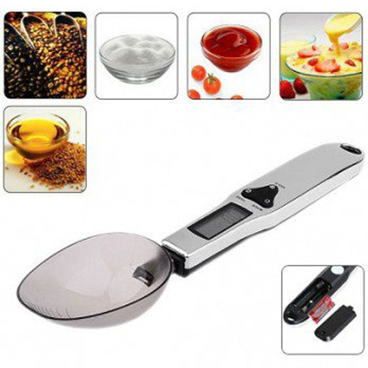 Digital Kitchen Spoon Scale