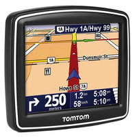 "TomTom ONE 3.5"" Touchscreen GPS w/USA,Canada,Mexico Maps"