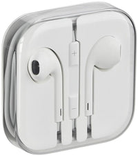 Deals on IPhone Style Earpods with Remote & Mic