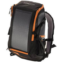 Enerplex Packer Solar Backpack For Travel in Orange