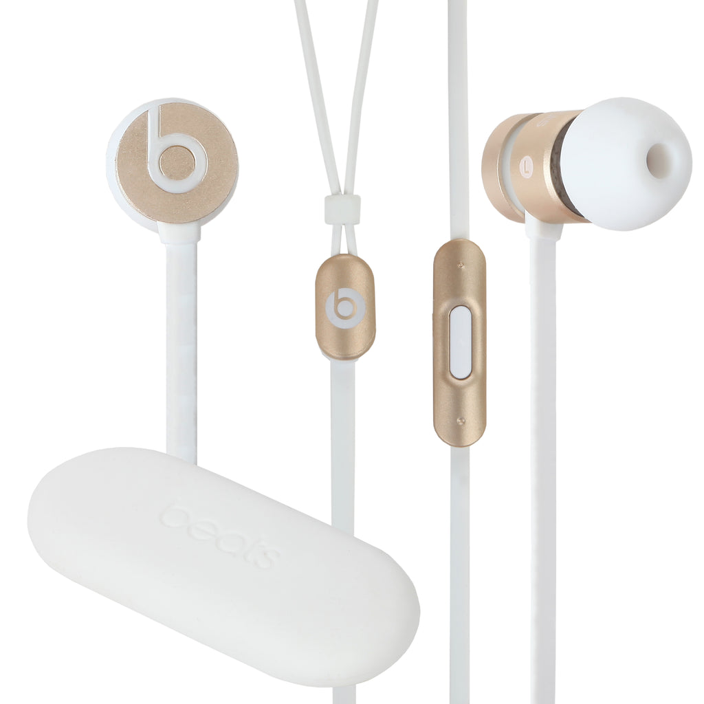 Beats urBeats In-Ear Headphones in Gold