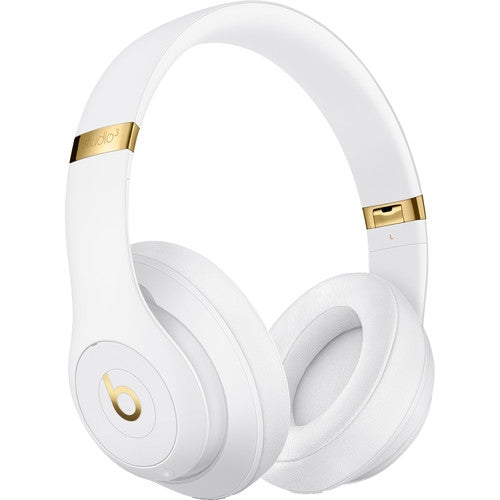 Beats by Dr. Dre Studio3 Wireless Bluetooth Headphones in White