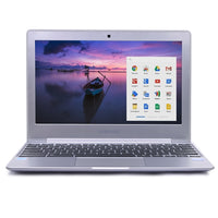 "Samsung XE500C12 Dual-Core 2.16GHz 2GB 16GB SSD 11.6"" LED Chromebook"