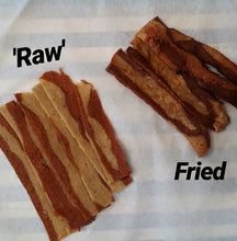 Load image into Gallery viewer, Herbivorous Vegan Bacon Style Slices 100g - Frozen (collection only)