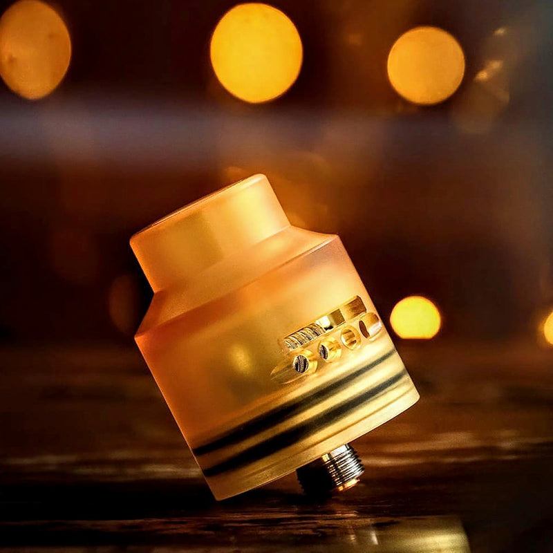 Rye RDA Ultem Cloud Cap by 99 Wraps