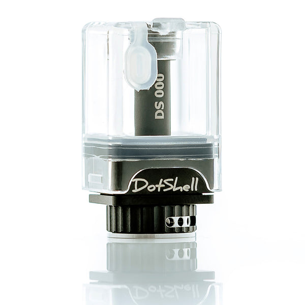 DotShell Midnight Black RBA by Atmizoo