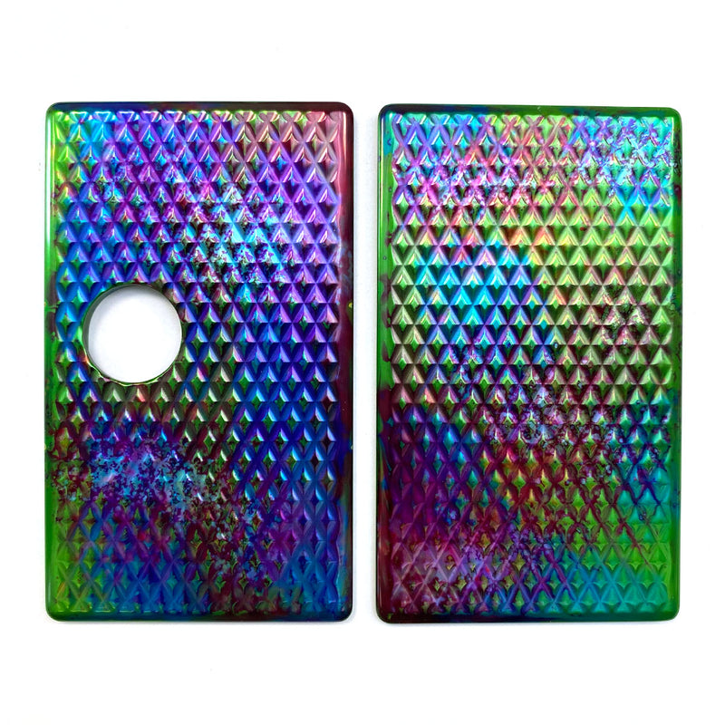 Billet Box Aluminium Panels - Diamond Plate - Suicide Squad