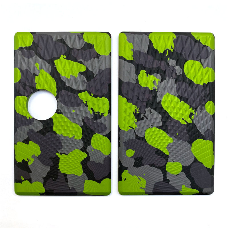 Billet Box Aluminium Panels - Fading Diamonds - Zombie Camo