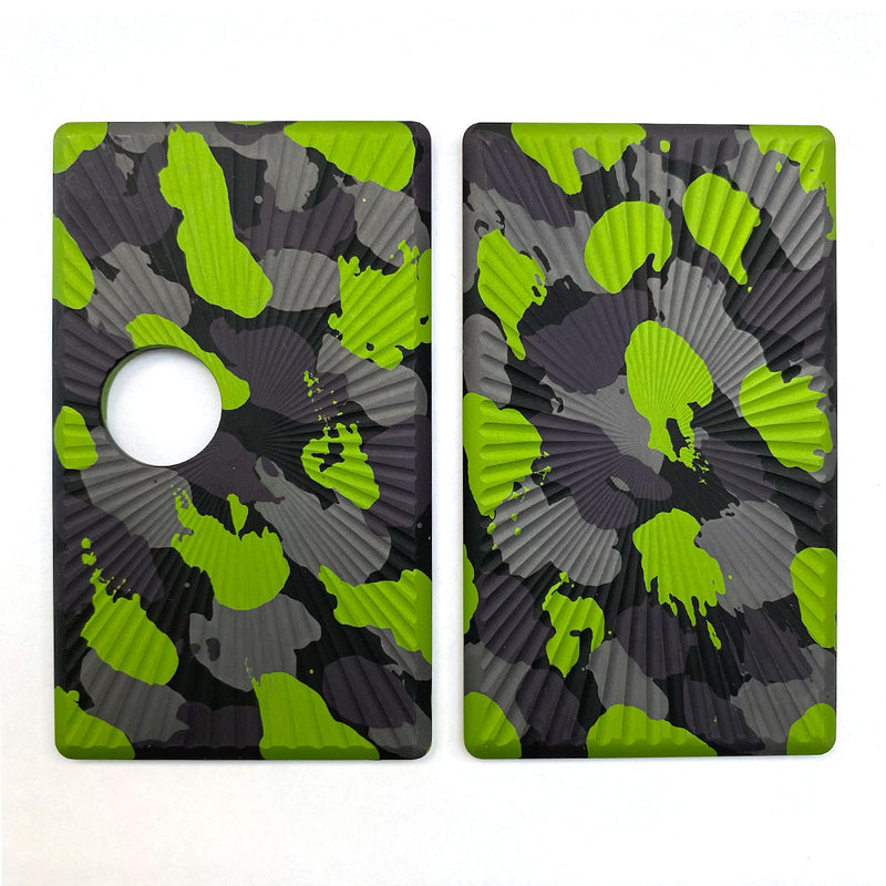 Billet Box Aluminium Panels - Star Burst - Zombie Camo