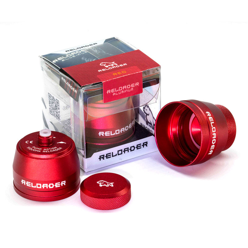 Red Reloader by Bombertech