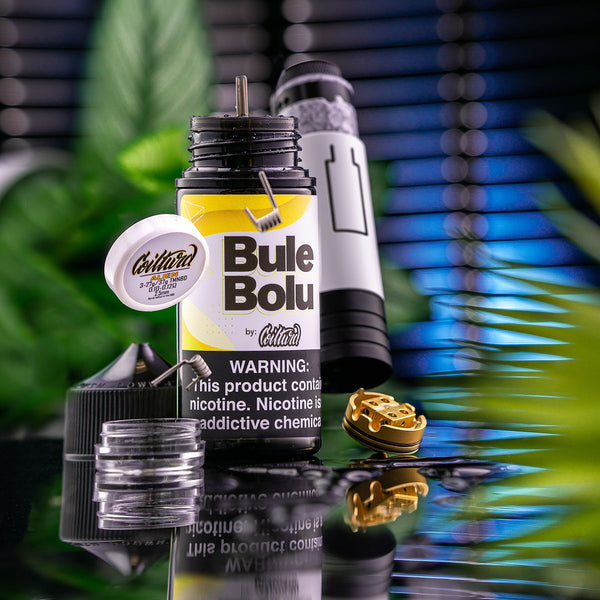 Bule Bolu 100ml Shortfill by Coilturd