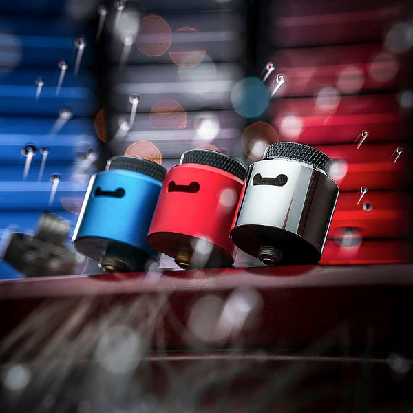 An RDA For Vaping Cloud Cap Set by Coilturd
