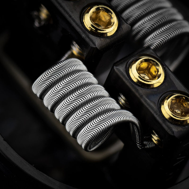 Quad Core Alien Coils by Coilturd