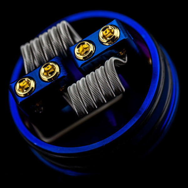 Triple Core Alien Coils by Coilturd