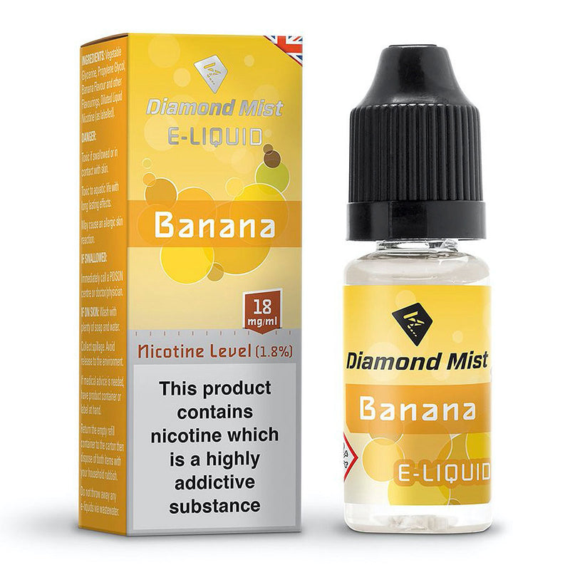 Banana 10ml by Diamond Mist