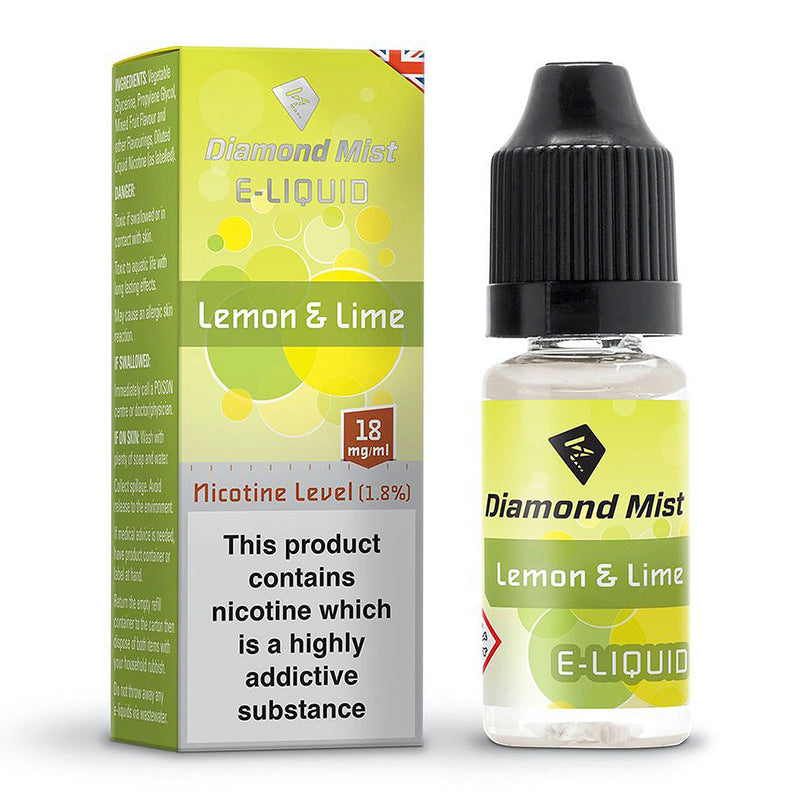 Lemon & Lime 10ml by Diamond Mist