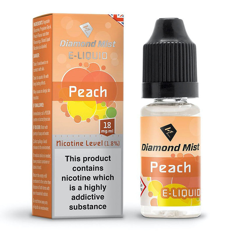 Peach 10ml by Diamond Mist