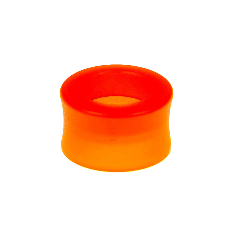 Orange Colour Changer Macaron Tip by Double Helix Designs