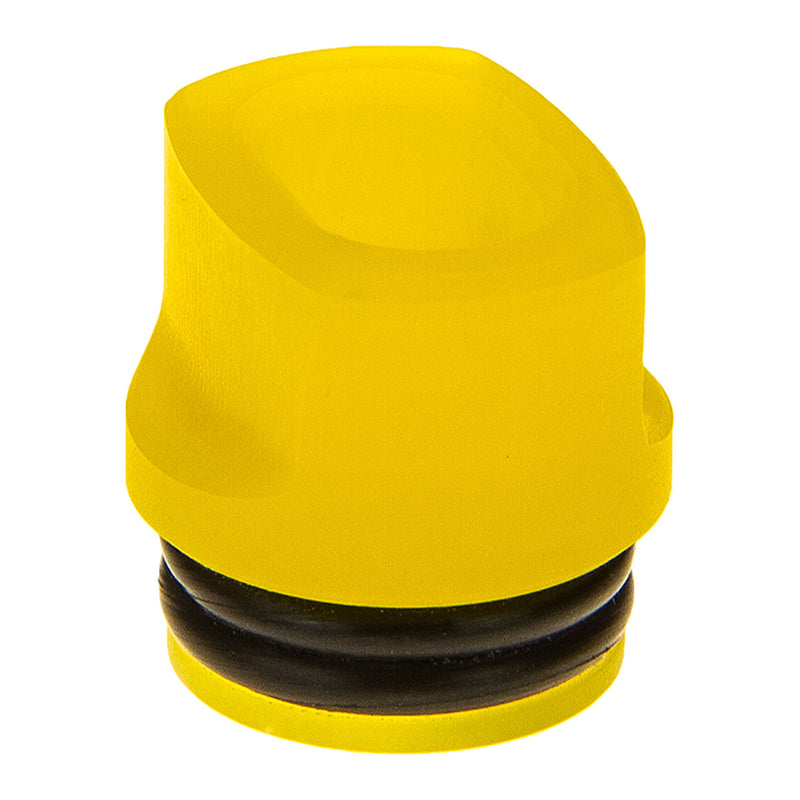 Yellow Colour Changer Whistle Tip by Double Helix Designs