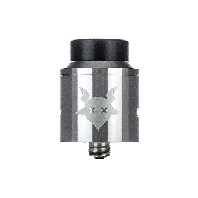 GOAT RDA Stainless by Grimm X OhmBoy