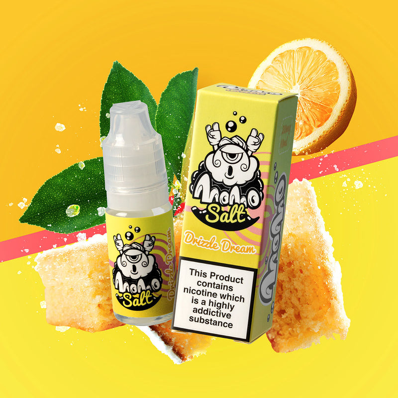 Drizzle Dream 10ml Nicotine Salt by MoMo