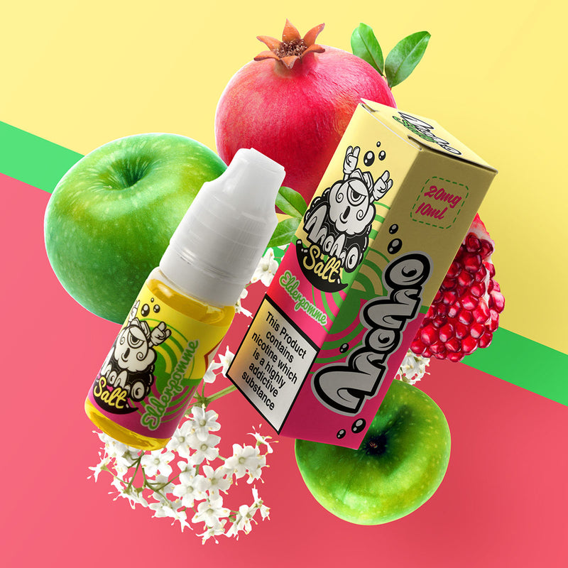 Elderpomme 10ml Nicotine Salt by MoMo