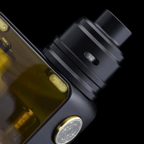 Entheon RDA Black Stubby Cap by Psyclone Mods