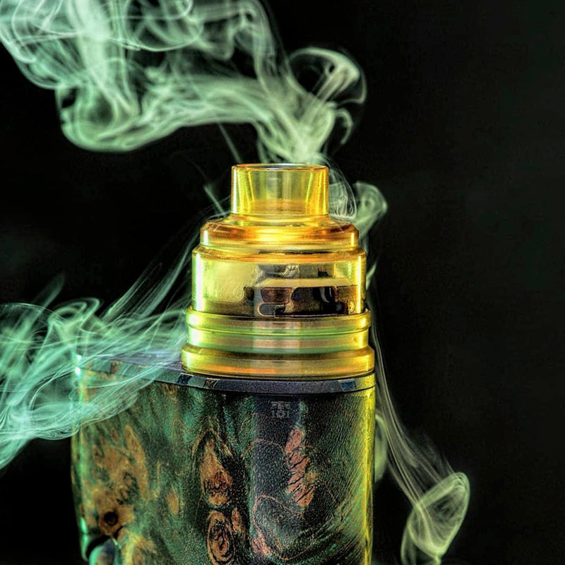Entheon RDA Amber Stubby Cap by Psyclone Mods