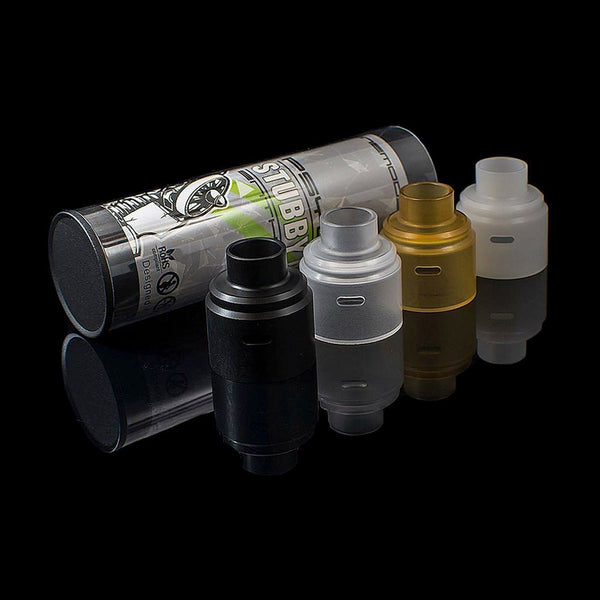 Entheon RDA 4 Piece Stubby Cap Kit by Psyclone Mods
