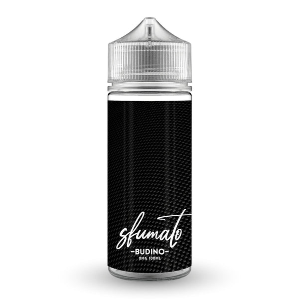 Budino 100ml Shortfill by Sfumato
