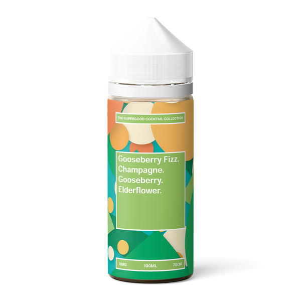Gooseberry Fizz 100ml Shortfill by Supergood
