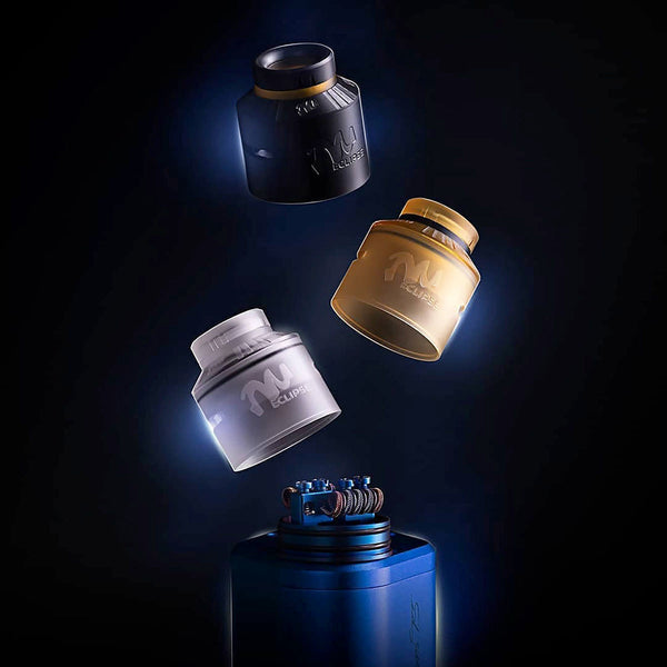Eclipse Cap for TM24 & TM24 Pro RDA by Twisted Messes