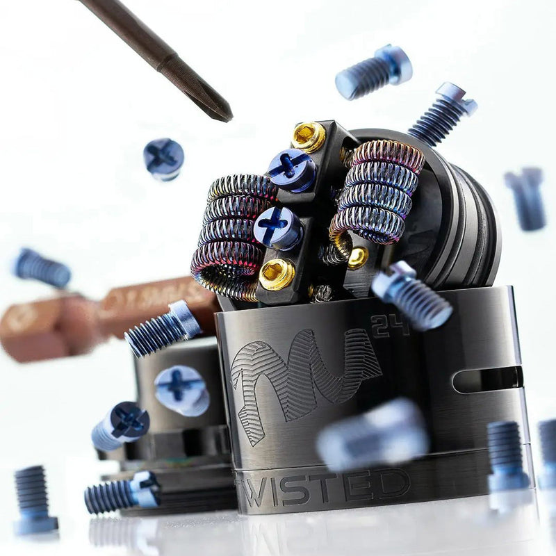 TM24 Pro RDA by Twisted Messes
