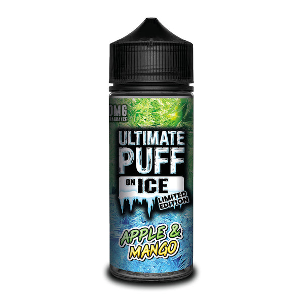 Apple & Mango 100ml Shortfill by Ultimate Puff On Ice