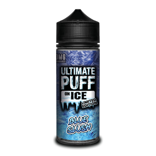Blue Slush 100ml Shortfill by Ultimate Puff On Ice