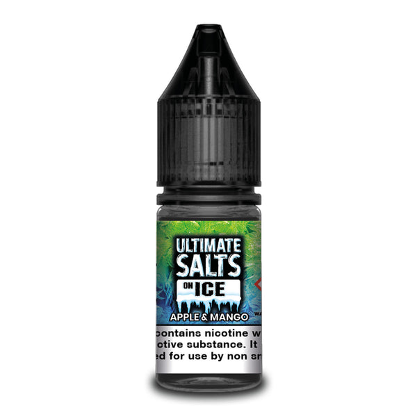Apple & Mango 10ml Nicotine Salt by Ultimate Salts On Ice