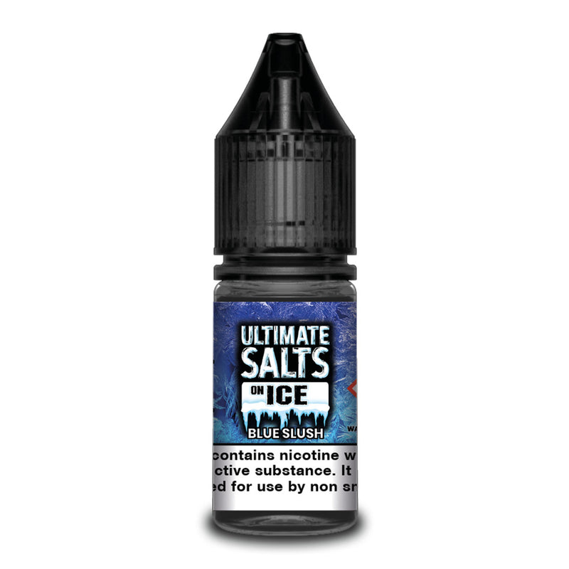 Blue Slush 10ml Nicotine Salt by Ultimate Salts On Ice