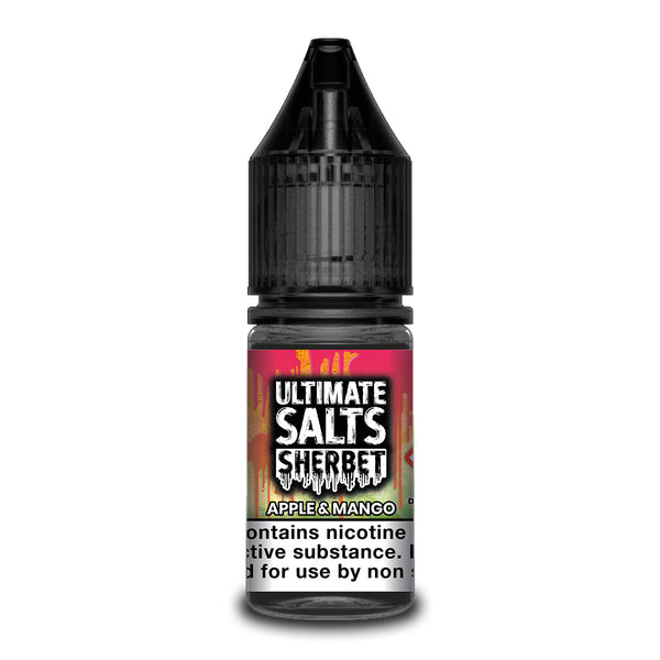 Apple & Mango 10ml Nicotine Salt by Ultimate Salts Sherbet
