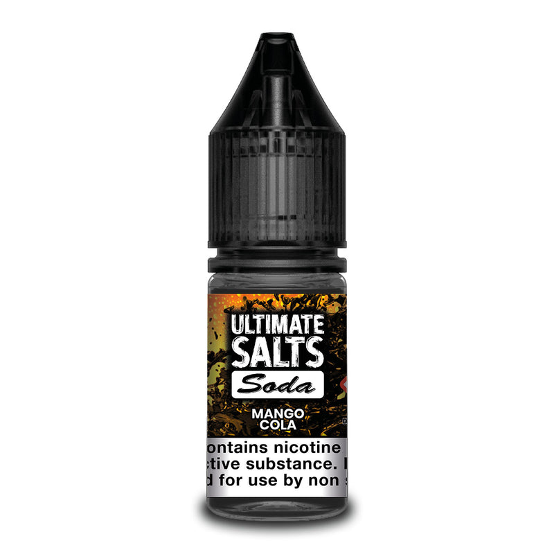 Mango Cola 10ml Nicotine Salt by Ultimate Salts Soda