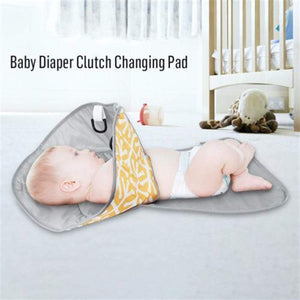 Baby changing diaper pad