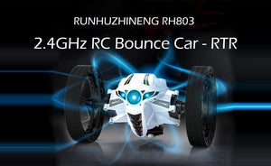 Bounce Car - Super Cutting-Edge Technology