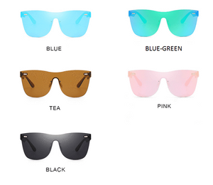 Infinity Fashion Colored Sunglasses | Look Your Best Everyday!