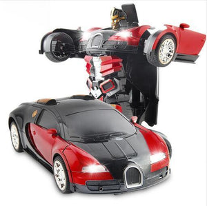 Robot Cars Toys Deformation Robot Cars