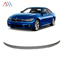 Load image into Gallery viewer, Spoiler aleron BMW serie 4 2014-2019